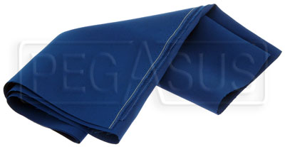 Large photo of Nomex Material, Royal Blue, 60 inch wide (per linear foot), Pegasus Part No. 2134-BLUE