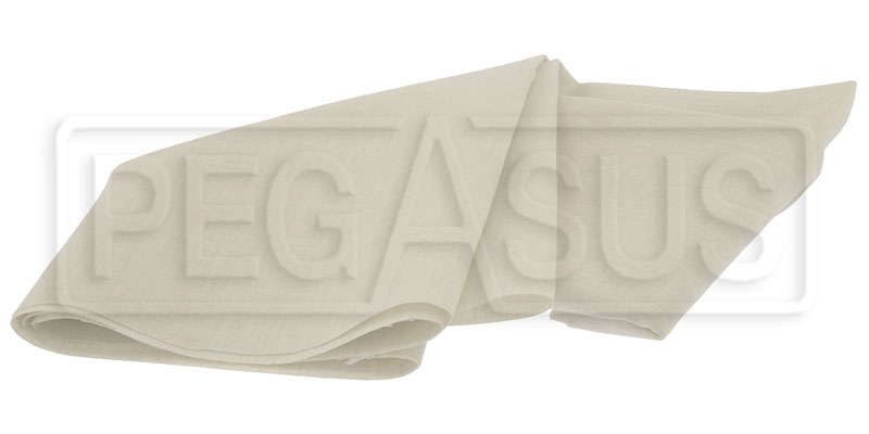 Large photo of Nomex Material, Natural, 60 inch wide (per linear foot), Pegasus Part No. 2134-NATURAL