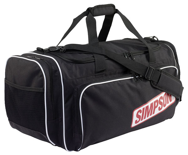 Large photo of Simpson Speedway Duffle Bag, Pegasus Part No. 2140