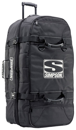 Large photo of Simpson Trackside Gear Bag, Pegasus Part No. 2145
