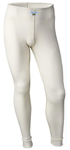 Large photo of OMP First Nomex Underwear Bottoms, Long Pants, FIA / SFI, Pegasus Part No. 2153-006-Size