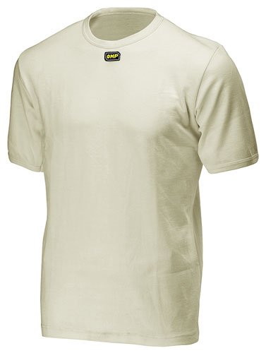Large photo of OMP Short Sleeve Nomex Underwear Top, Pegasus Part No. 2153-007-Size