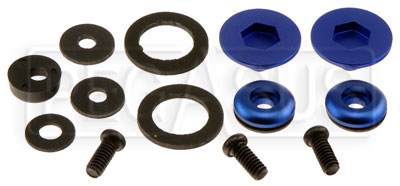 Large photo of Spare Parts Kit for Bell Helmets with SRV-1 Pivot, Pegasus Part No. 2239-007-Color