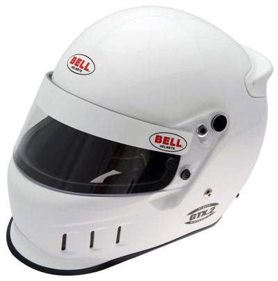 Large photo of Bell GTX.2 Helmet, Snell SAH2010 Approved, Pegasus Part No. 2290-S10-Size-Color