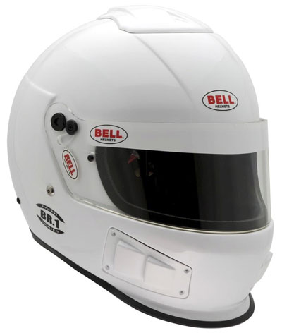 Large photo of Bell BR.1 Helmet, Snell SA2010 Approved, Pegasus Part No. 2303-S10-Size-Color