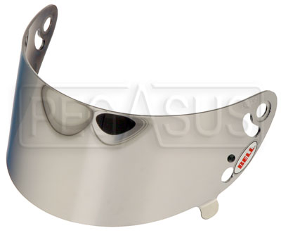 Large photo of Bell 285 SRV Helmet Shield for Infusion (SA2005 only), Pegasus Part No. 2312-028-Tint