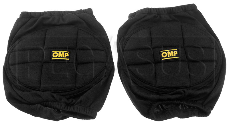 Large photo of OMP Nomex Knee Pads, One Size, Pegasus Part No. 2341-Color