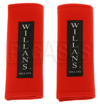 Large photo of Willans Harness Sleeves, Pegasus Part No. 2379-025-Size-Color