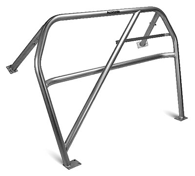 Large photo of Sports Car Race Roll Bar, Pegasus Part No. 2403-Diameter-TubeType