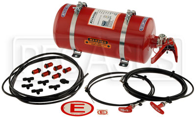 Large photo of (H) SPA Multi-Flo AFFF Fire Suppression Systems, FIA, Pegasus Part No. 2426-Size-Actuation