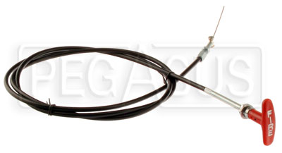 Large photo of SPA Design Pull Cable for Fire Suppression Systems, Pegasus Part No. 2450-Size