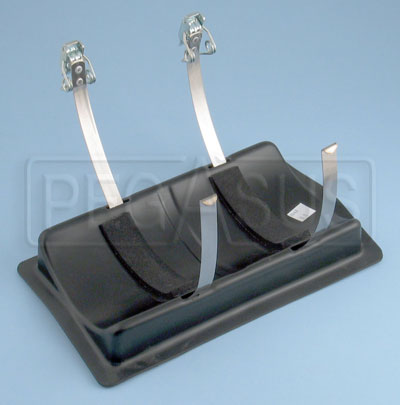 Large photo of SPA Design Mounting Base and Straps for 2.25L Slimline, Pegasus Part No. 2454