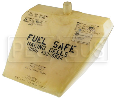 Large photo of Fuel Safe 6 Gallon Crossle FF Pro Cell, Molded Fill Neck, Pegasus Part No. FS CB302