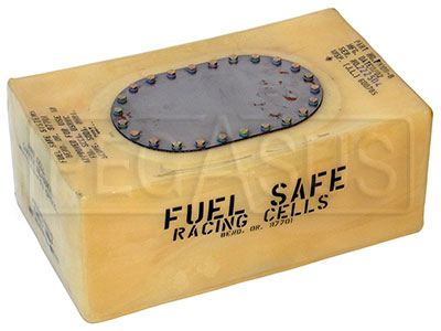 Large photo of Fuel Safe Bladder + Foam Only for Pro Cell, Pegasus Part No. 2505-Size