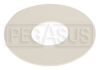 Large photo of Replacement Cap Gasket for Scribner Utility Jugs Only, Pegasus Part No. 2562