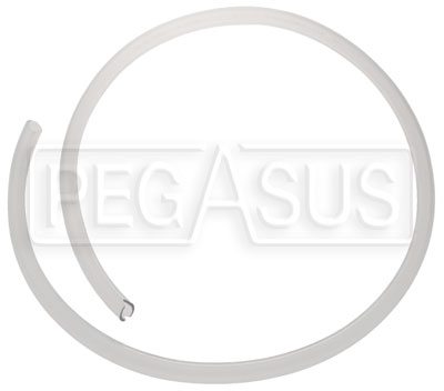 "Large photo of Replacement 5 Foot Filler Hose for Flo Fast Pump, 5/8"" ID, Pegasus Part No. 2577-035"