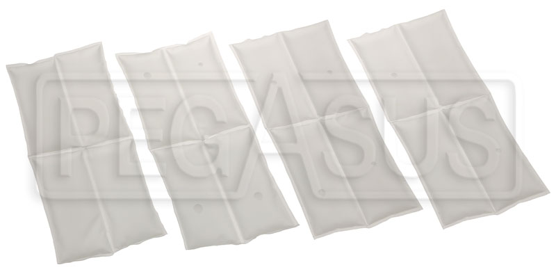 Large photo of Replacement Cool Pax, Set of 4 Inserts, for 2745-002 Vest, Pegasus Part No. 2745-021
