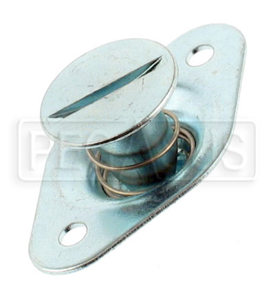 Large photo of Self-Eject 1/4 Turn Stud Assembly, 5/16 Dia x 0.62 Length, Pegasus Part No. 3005