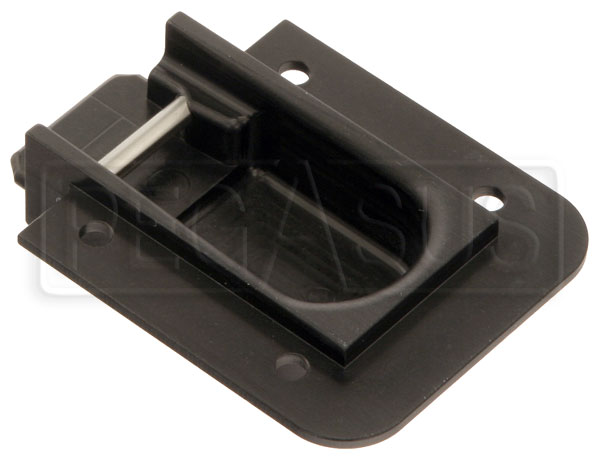 Large photo of AeroCatch 3 Flush Single Strike (no Latch), Pegasus Part No. 3038-033