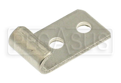 Large photo of Strike Plate for #3040 Dzus Toggle Latch, Stainless Steel, Pegasus Part No. 3041