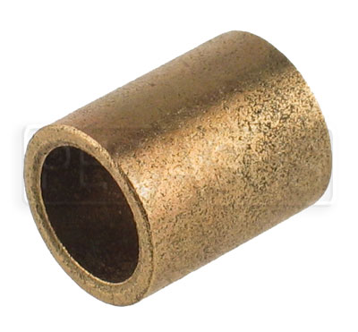Large photo of Bronze Reducer Bushing for Rod End (no shoulder), Pegasus Part No. 3079-Size