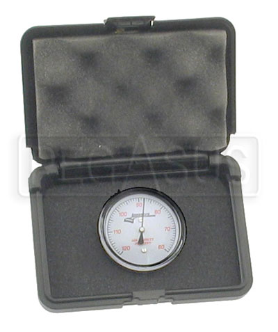 Large photo of Air Density Gauge with Case, Pegasus Part No. 3133