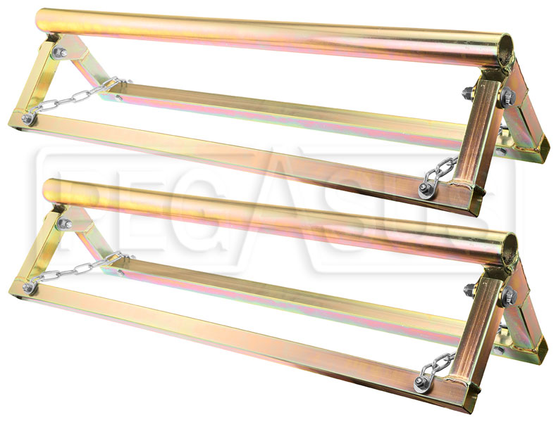 Large photo of Folding Chassis Stands, Pegasus Part No. 3175-Size