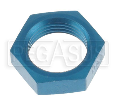 Large photo of AN924 Bulkhead Mounting Nut, Pegasus Part No. 3237-Size