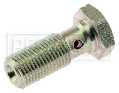 Large photo of Banjo Bolt, 10mm x 1.00 Single, Standard (.98 Shank), Pegasus Part No. 3242-041
