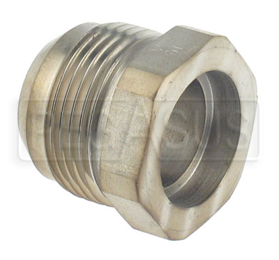 Large photo of AN Steel Tube Braze Fitting, Pegasus Part No. 3259-Size-Size