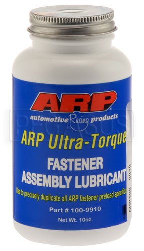 Large photo of ARP Ultra-Torque Assembly Lube, 10 oz Brush-Top Can, Pegasus Part No. 3328