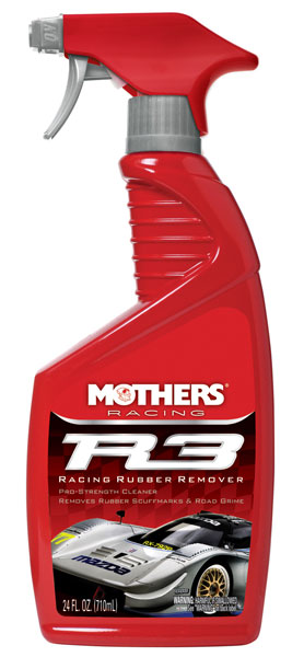 Large photo of Mothers R3 Racing Rubber Remover, 24oz, Pegasus Part No. 3361-050