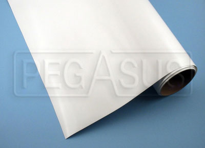 Large photo of Scotchcal 24 inch wide  White, per linear ft., Pegasus Part No. 3362-Size