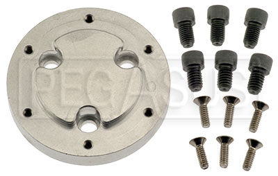 Large photo of American Quick Release to OMP / Momo Wheel Adapter, Pegasus Part No. 3419-040