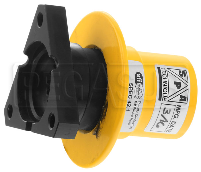 Large photo of Hub Only for F-1 Wired Quick Release, (No Connector), Pegasus Part No. 3419-252