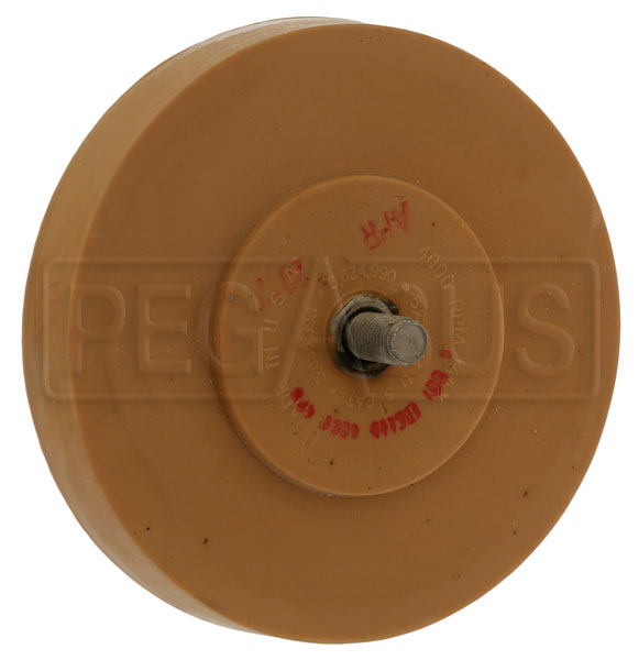 Large photo of Graphics Eraser Wheel, Pegasus Part No. 3434-001