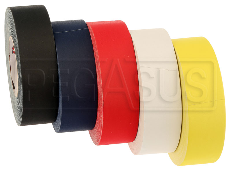 "Large photo of Matte Gaffer's Tape, 2"" x 55 Yard Roll, Pegasus Part No. 3436-001-Color"