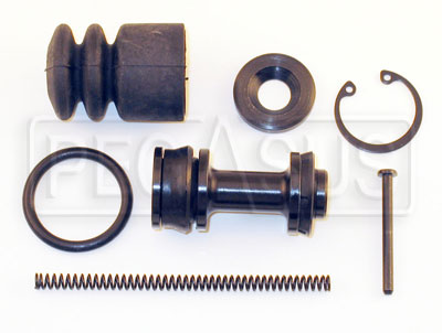 Large photo of Tilton 75 / 76 Series Compact Master Cylinder Rebuild Kit, Pegasus Part No. 3510-Size