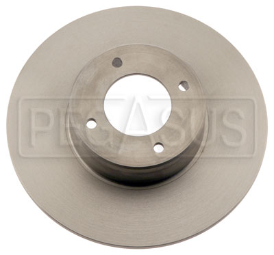 Large photo of Brake Rotor, Reynard 82-86 FF & FC, Rear, Pegasus Part No. 3545-14