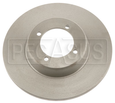 Large photo of Brake Rotor, DB2/DB3 w/LD20, Solid, Front & Rear, Pegasus Part No. 3545-29