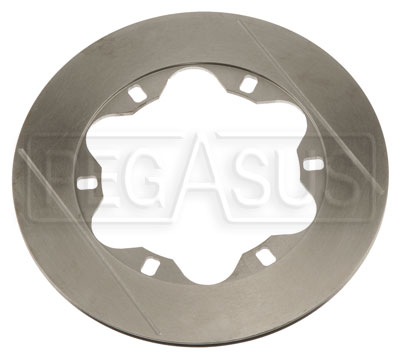 Large photo of Brake Disc, Van Diemen FC 94 + up Rear (LD19), No Hat, Pegasus Part No. 3545-34