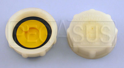 Large photo of Plastic Cap for Girling Master Cylinder with Small Reservoir, Pegasus Part No. 3550