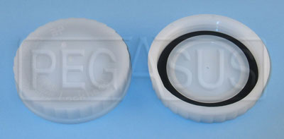 Large photo of Replacement Cap for Large Reservoirs #'s 3565, 3566, Pegasus Part No. 3570