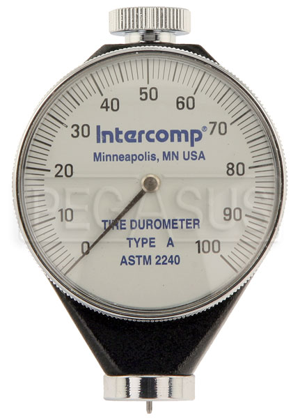 Large photo of Intercomp Tire Durometer, Pegasus Part No. 360092
