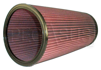 Large photo of K&N Cone Air Filter: Extension for Part #3806 (8 x 11.6), Pegasus Part No. 3807