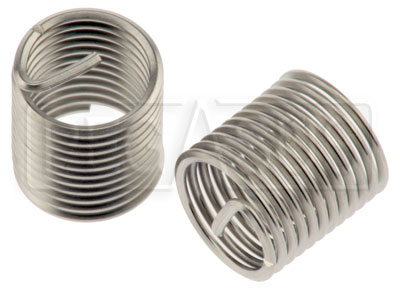 Large photo of Inserts for Metric Series Thread Kit, Pegasus Part No. 3873-Thread