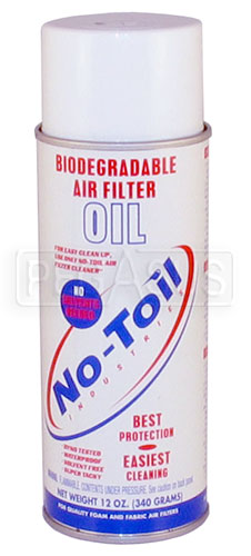 Large photo of (HAO) Universal Foam Air Filter Oil, 12 oz Aerosol Can, Pegasus Part No. 3895