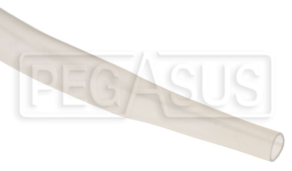 Large photo of Clear PVC Heat Shrink Tubing, Pegasus Part No. 4019-002-Size