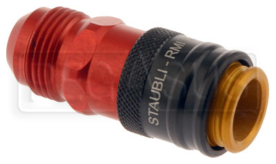 Large photo of Staubli Non-Spill RMI Quick-Release Socket, Pegasus Part No. 4700-251-Size-Color