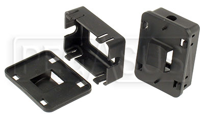 Large photo of RACEceiver Roll Bar Mount Box, Pegasus Part No. 5072-025